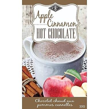 Orange Crate – Chocolat chaud aux pommes cannelle 35 g, OC12339, emballage-portion, 24/paquet