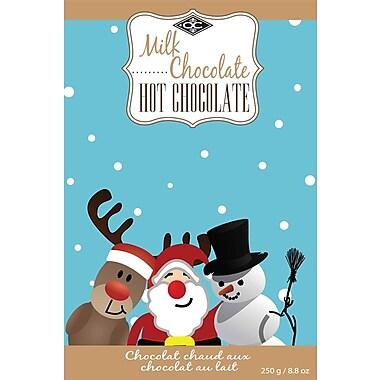 Orange Crate – Chocolat chaud au chocolat au lait 35 g, OC12346, emballage-portion, 24/paquet