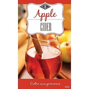 Orange Crate – Cidre aux pommes 35 g, OC12340, emballage-portion, 24/paquet