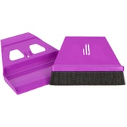 miniWISP, Small Hand Broom and Dustpan Set with Electrostatic Bristle Seal Technology (MWVT535)