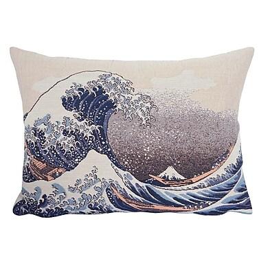 Jules Pansu La Vague Classic Lumbar Pillow