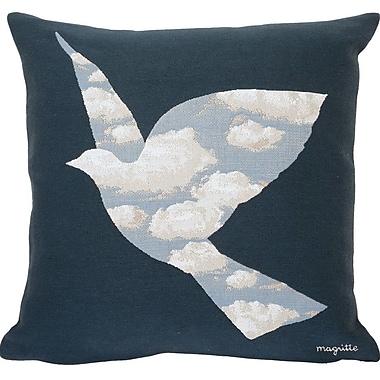 Jules Pansu L'Oiseau de Ciel 1926 Throw Pillow