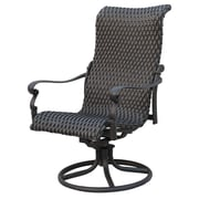 Darlee Victoria Swivel Dining Arm Chair Frame