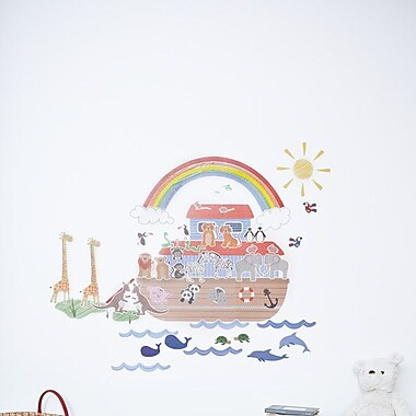 JoJo Maman B b Noah's Ark Wall Decal