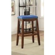 ACME Furniture Delta 30'' Bar Stool (Set of 2); Upholstery