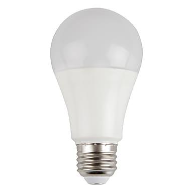Luminance 9.5W White, LED A19 Light Bulbs, 20/Pack, (L7591/RP20)