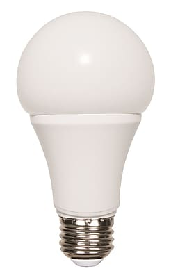 Luminance 9.5 Watt LED A19 Light Bulb 6/Pack (L7510-1/RP6)