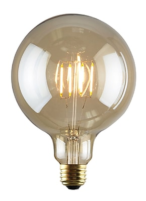 Luminance 2 Watt LED G40 Nostalgia Filament Bulb 12/Pack (L7587/RP12)
