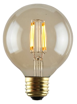 Luminance 2 Watt LED G25 Nostalgia Filament Light Bulb 1 EA (L7582-1)