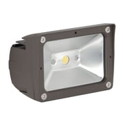 Luminance 10 watt Bronze LED Outdoor Flood Light (F7390-66)