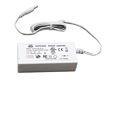 Luminance LED Under Cabinet Plug-in Power Adapter 48 Watts, 24 Volts (K9955)