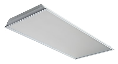 Luminance LED Integrated 4' Troffer, White (F9968-30)
