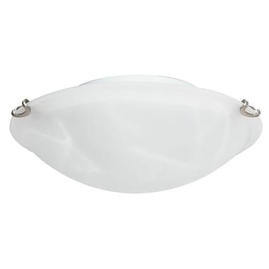 Luminance LED Integrated Ceiling Flush Mount, White (F9911-53)