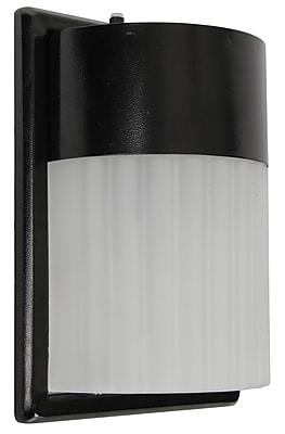 Luminance LED Integrated Wall Mount, Black (F9928-31)