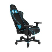 Clutch Chairz Crank Series Delta Gaming/Computer Chair, Black and Blue