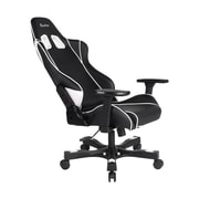 Clutch Chairz Crank Series Delta Gaming/Computer Chair, Black and white
