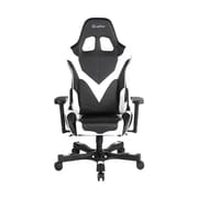 Clutch Chairz Crank Series Echo Gaming/Computer Chair, Black and White