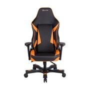 Clutch Chairz Shift Series Bravo Gaming/Computer Chair, Black and Orange