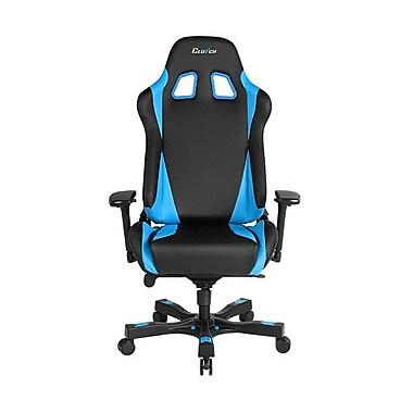 Clutch Chairz – Chaise de jeu et d'ordinateur Alpha Throttle, noir et vert