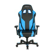Clutch Chairz Throttle Series Echo Gaming/Computer Chair, Black and Blue