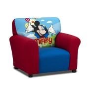 KidzWorld Disney Mickey Mouse Clubhouse Kids Cotton Club Chair