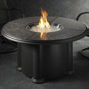 The Outdoor GreatRoom Company Grand Colonial Table w/ Fire Pit