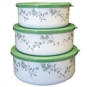 Corelle Callaway 3 Container Food Storage Set