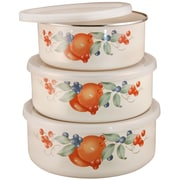 Corelle Abundance 3 Container Food Storage Set
