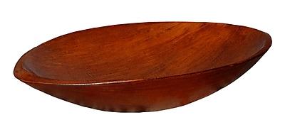 Craft-Tex Oval Decorative Bowl