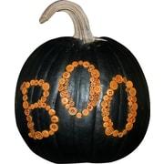 Craft-Tex Classic ''Boo'' Pumpkin; Black