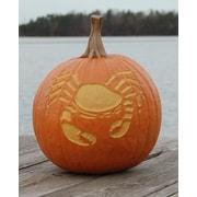 Craft-Tex Crab Pumpkin Figurine