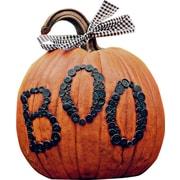 Craft-Tex Classic ''Boo'' Pumpkin; Fall Harvest