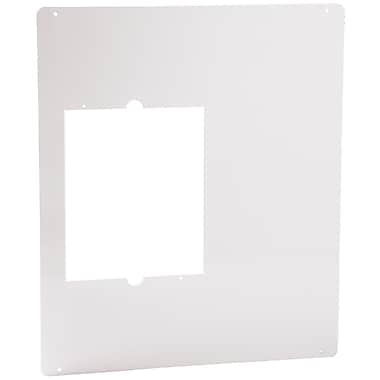 Cadet Com-Pak Plus Series Adapter Plate; White