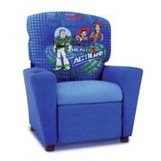 KidzWorld Disney ''Toy Story 3'' Kids Recliner w/ Cup Holder