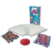Nostalgia Electrics Hard and Sugar Free Cotton Candy Kit
