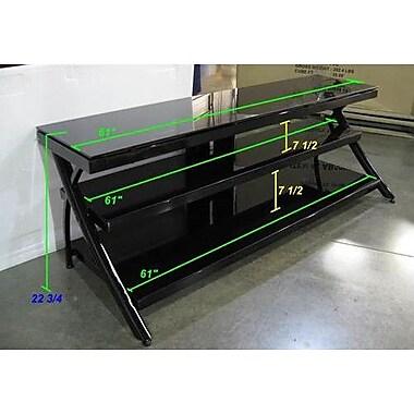 Steve Silver Furniture Cyndi 65'' TV Stand