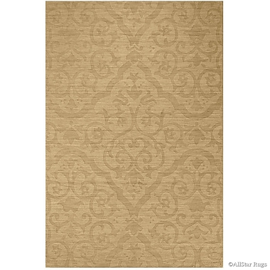 AllStar Rugs Hand-Woven Honey Area Rug