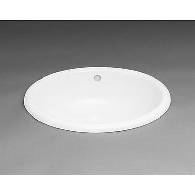 Ronbow Ceramic Self Rimming Bathroom Sink