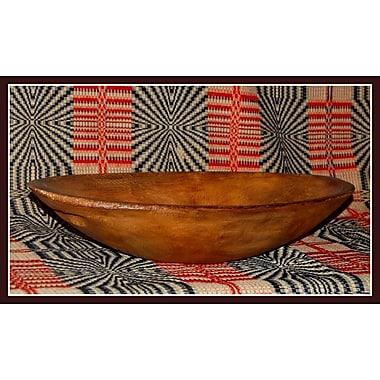 Craft-Tex Large Dough Decorative Bowl