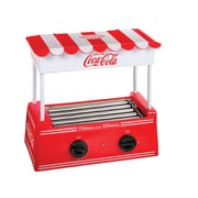 Nostalgia Electrics Coca-Cola Series Hot Dog Roller