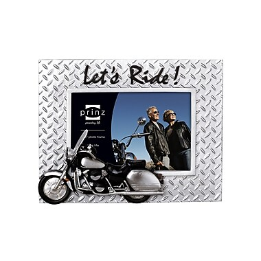 Prinz Rev'em 'Let's Ride' Picture Frame