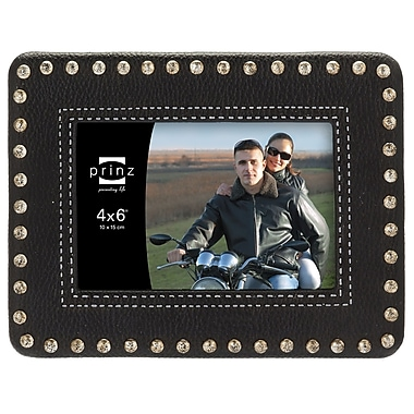 Prinz Rivets Detail Geared Up Picture Frame