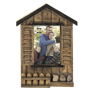 Prinz Woodlands Cabin Picture Frame