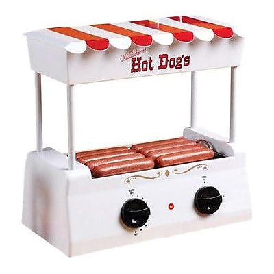 Nostalgia Electrics Old Fashioned Hot Dog Roller WYF078277568962