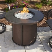 The Outdoor GreatRoom Company Stonefire Gas Fire Pit Table