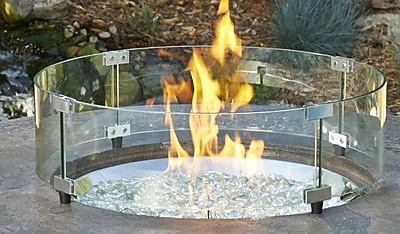 The Outdoor GreatRoom Company Fire Pit Guard; 20''