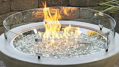 The Outdoor GreatRoom Company Fire Pit Guard; 30''