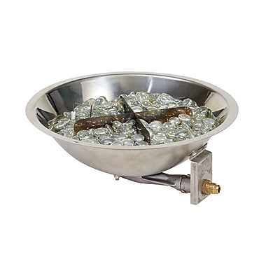The Outdoor GreatRoom Company Crystal Propane Burner; 12''