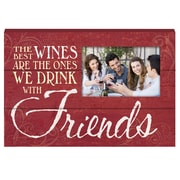 Prinz More Than Words 'The Best Wines' Photo Plaque Picture Frame