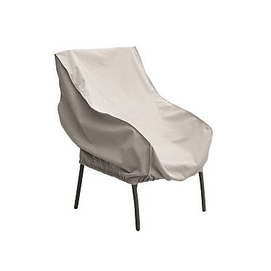 Longterm Global My Cover Chair Cover; Taupe